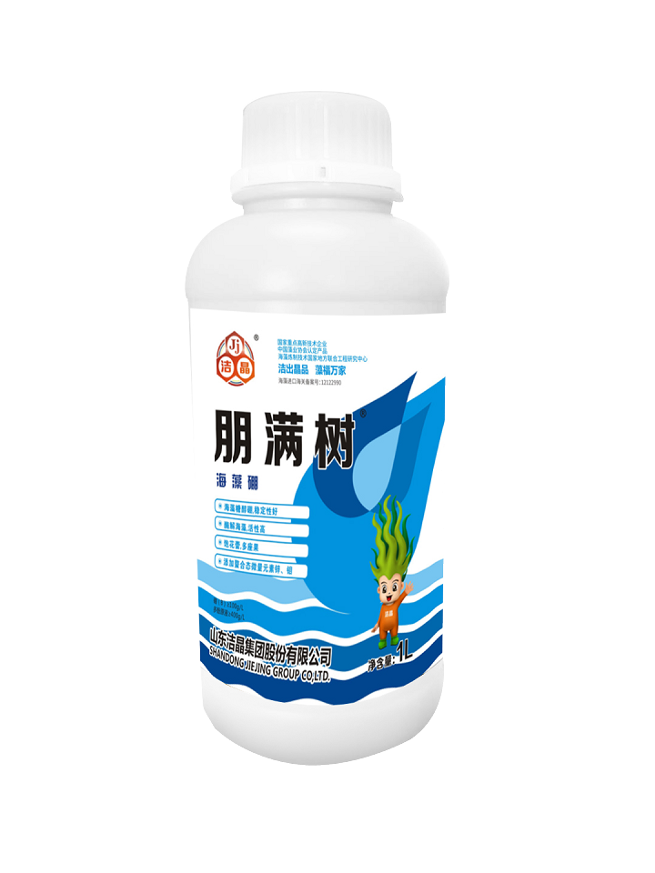 seaweed liquid formulated with boron